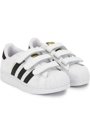 adidas Sneakers con strappo Superstar