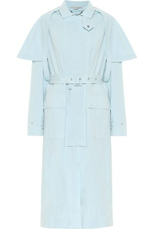 Stella McCartney Trench Stacey in cotone stretch