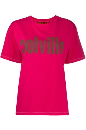 Colville Donna T-shirt - T-shirt con stampa logo