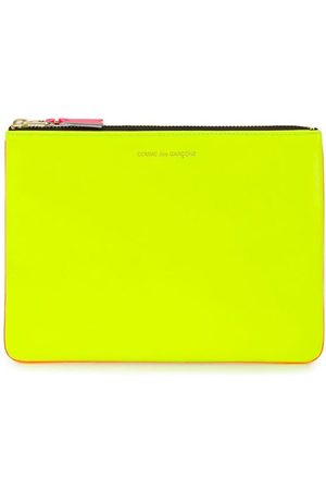 Comme des Garçons Portafoglio con design color-block