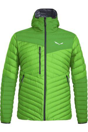 Salewa ortles awp giacca sci alpinismo uomo sportler verdi giacche da sci
