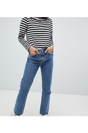Weekday Voyage - Jeans dritti in cotone organico