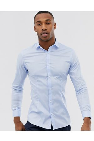 Jack & Jones Premium - Camicia super slim stretch elegante