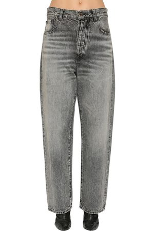 UNRAVEL Jeans Baggy Fit In Denim