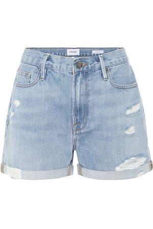 Shorts di jeans Le Beau