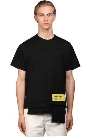 AMBUSH T-shirt In Jersey Di Cotone Con Logo
