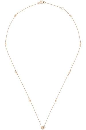 Dana Rebecca Designs Collana in oro 14kt e diamanti Lauren Joy - METALLIC