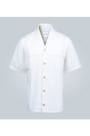 King and Tuckfield Camicia bowling