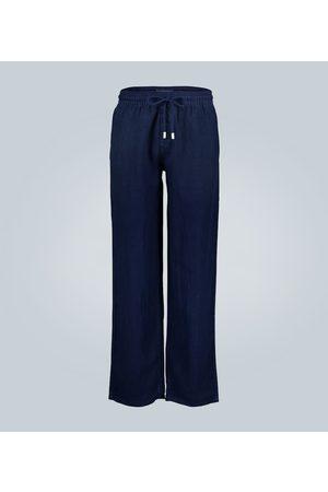 Vilebrequin Donna Pantaloni - Pantaloni Pacha in lino