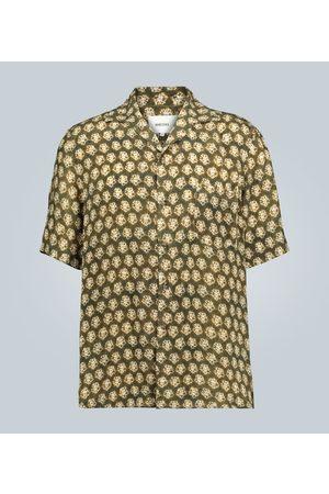Nanushka Camicia con stampa tie-dye
