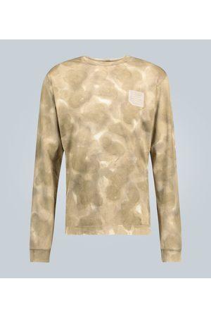 1017 ALYX 9SM T-shirt a maniche lunghe camouflage
