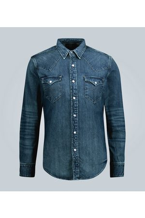 RRL Camicia in denim