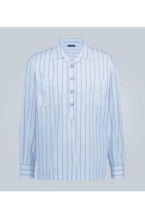 THE GIGI Camicia con abbottonatura parziale
