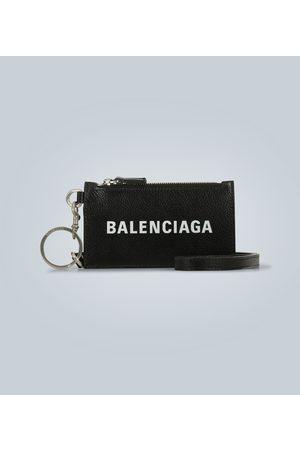 Balenciaga Portacarte Cash in pelle