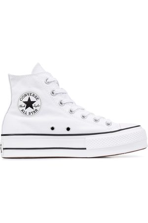 chuck taylor converse bianche