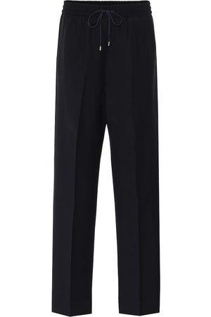 Etro Pantaloni in misto lana