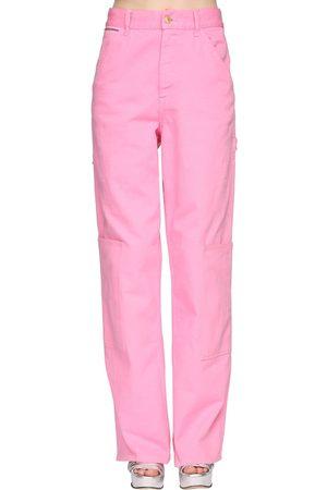 Marc Jacobs Jeans Carpenter In Denim Di Cotone