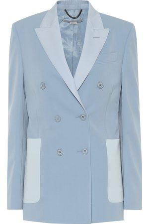 Stella McCartney Blazer in lana stretch