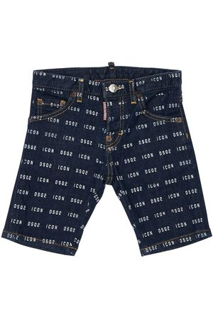 """Dsquared2 Shorts """"icon"""" In Stretch"""