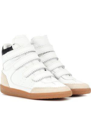 Isabel Marant Sneakers Bilsy in pelle