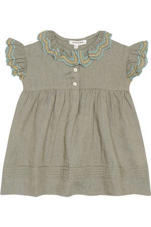 Caramel Baby - Abito Sloane in lino