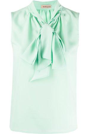 BLANCA Blusa Candida - Di colore