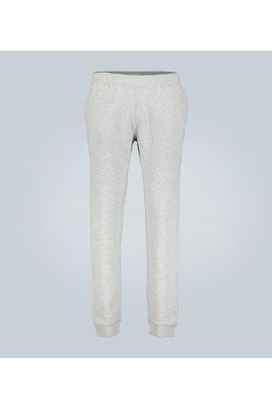 Sunspel Pantaloni sportivi in cotone