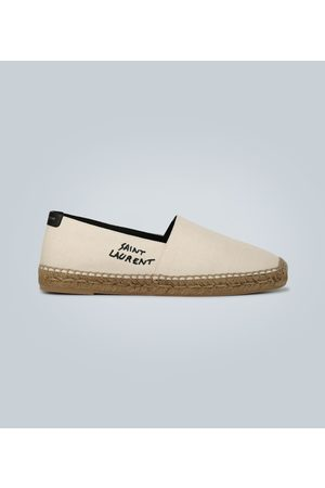 Saint Laurent Espadrillas in canvas