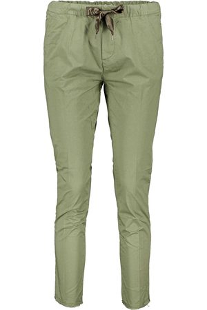 40 Weft PANTALONI IN POPELINE RELAXED EMMA DONNA