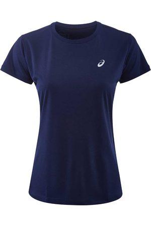 Asics Donna T-shirt - T-SHIRT SILVER TOP DONNA