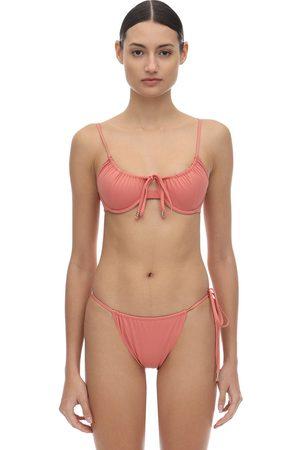 """PALM SWIM Top Bikini """"viper"""" Con Ferretto"""