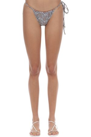 "PALM SWIM Slip Bikini ""viper"" Stampati"