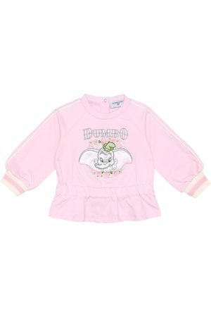 MONNALISA Baby - Felpa in cotone stretch