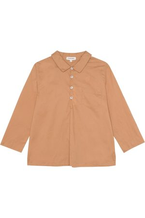 Caramel Polo Westminster in cotone