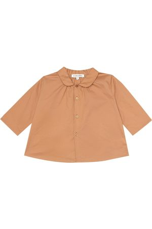 Caramel Baby - Camicia Westminster in cotone