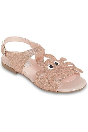 Stella McCartney Sandali In Ecopelle Con Glitter