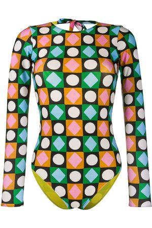 La DoubleJ Donna Costumi interi - Costume intero Lucky Charms con stampa