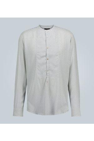 THE GIGI Camicia Shedir a pois