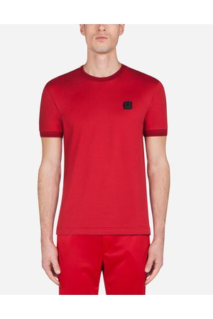 Dolce & Gabbana Collection - T-SHIRT COTONE CON PATCH