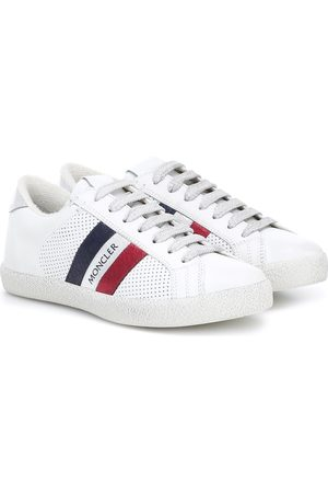 Moncler Sneakers Ryegrass in pelle