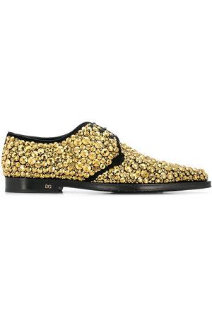 Dolce & Gabbana Uomo Scarpe eleganti - Derby con cristalli