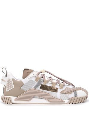 Dolce & Gabbana Sneakers con pannelli NS1 - Color carne