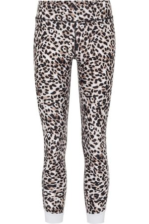 The Upside Leggings a stampa leopardo