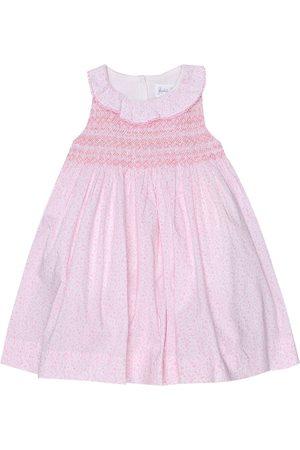 Rachel Riley Baby - Abito e culottes a stampa floreale in cotone