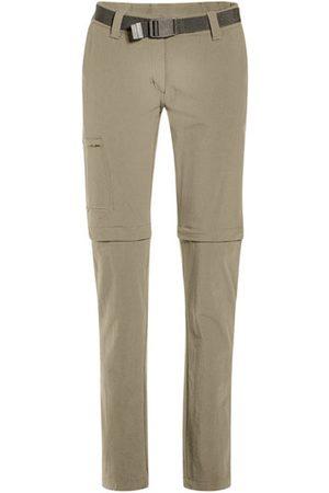 Maier Sports Donna Slim & Skinny - Inara Slim Zip - pantaloni zip-off trekking - donna