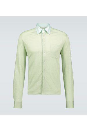 CARUSO Camicia in lyocell