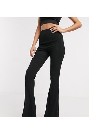ASOS ASOS DESIGN Tall - Leggings a zampa a coste