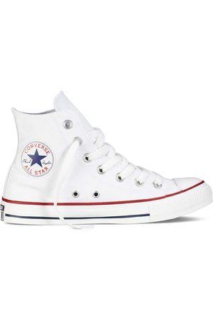Converse ALL STAR HI CANVAS BIANCHE