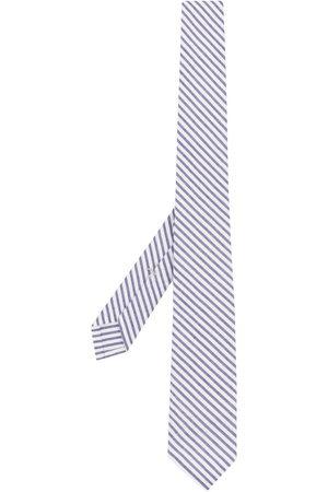 Thom Browne Cravatta increspata - Di colore