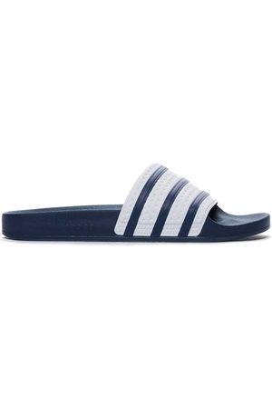 adidas Adilette blu bianche